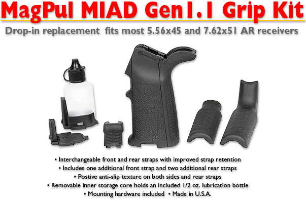 MAGPUL MIAD Gen 1.1 Grip Kit